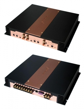 JR 4.300 - 4 Channel Amplifier