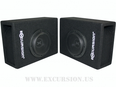 PX US65 - Untersitz Subwoofer - Set