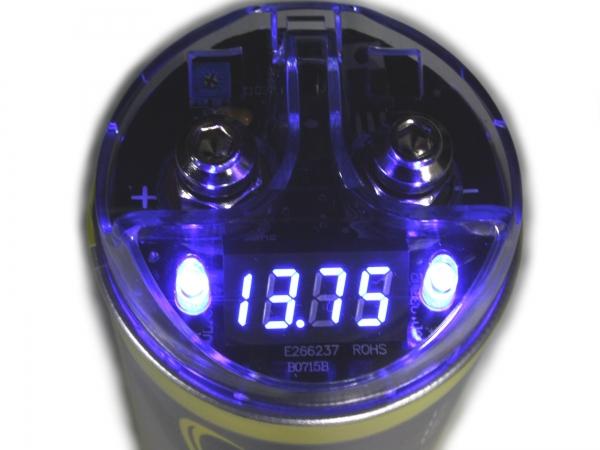 Condensatore Hollywood 1 Farad