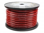 CCA PCR 4 - 1m CCA Power Cable - 21,4mm² Red