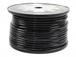 CCA PCB 8 - 1m CCA Power Cable - 9,6mm² Black