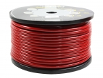 CCA PCR 8 - 1m CCA Strom Kabel - 9,6mm² Rot